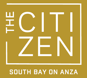 The CitiZen South Bay on Anza Sticky Logo